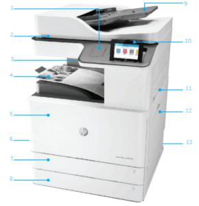 HP E72425dv